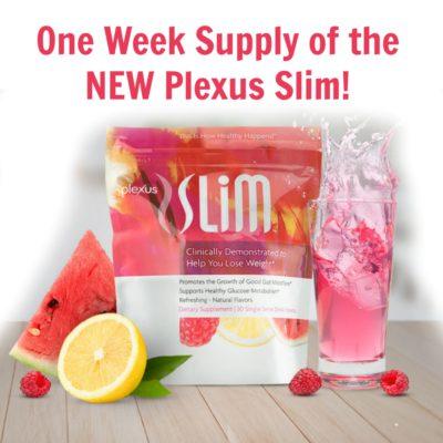 Plexus Slim Week Supply