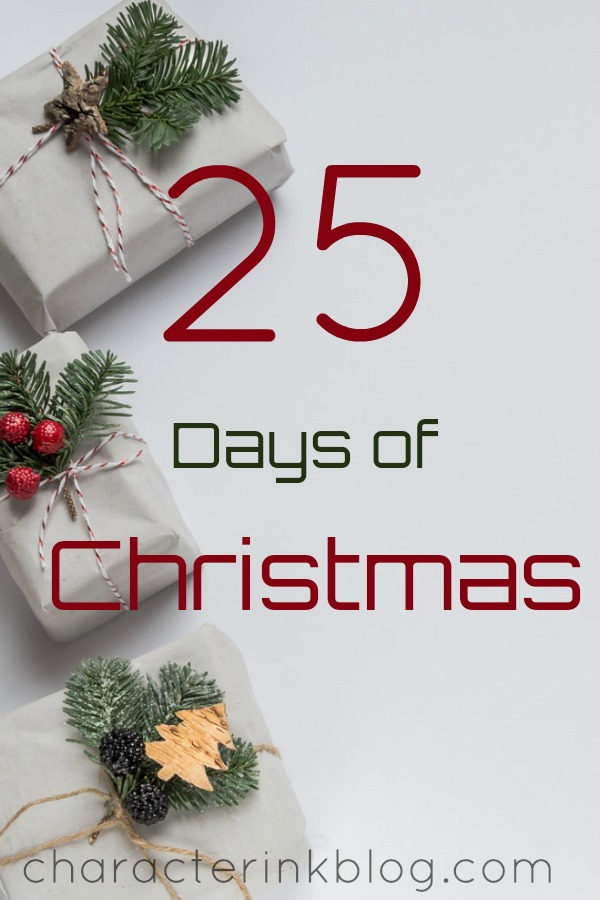25 Days of Christmas - Donna Reish