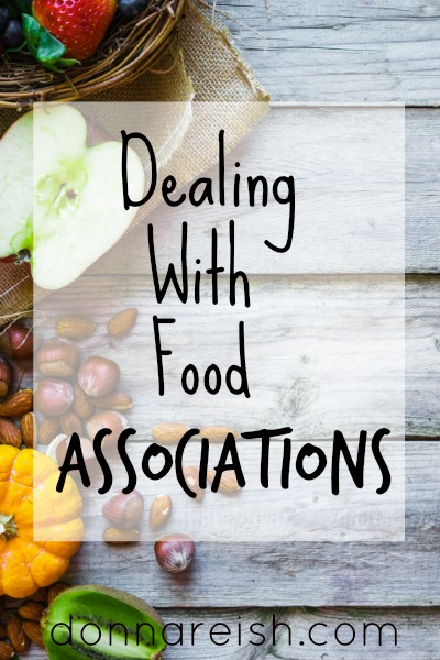 Dealing with Food Associations