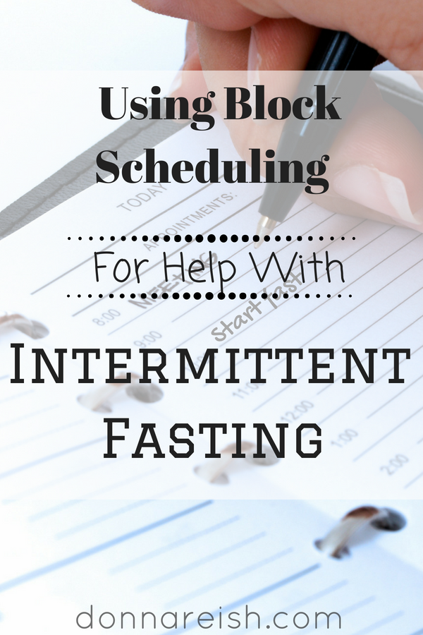 Using Block Scheduling for help with IF