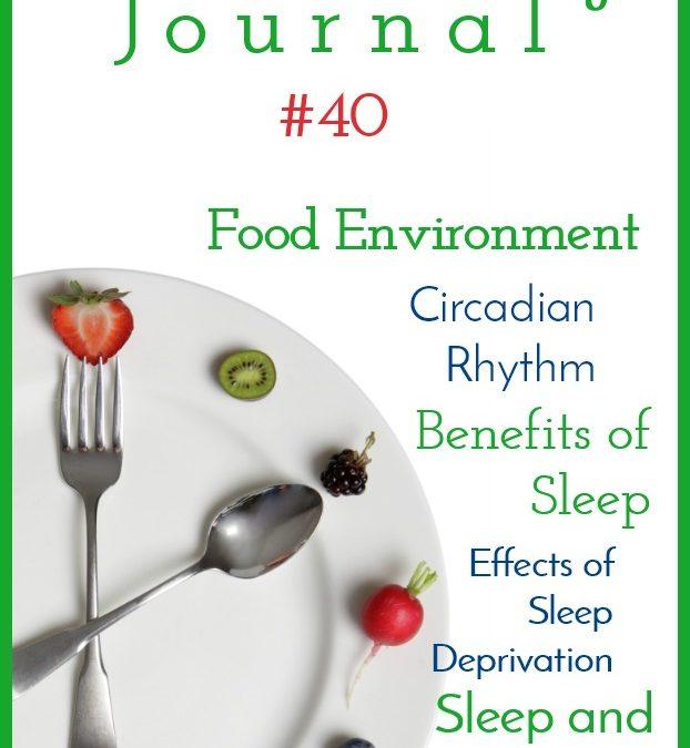 Intermittent Fasting Journal #40