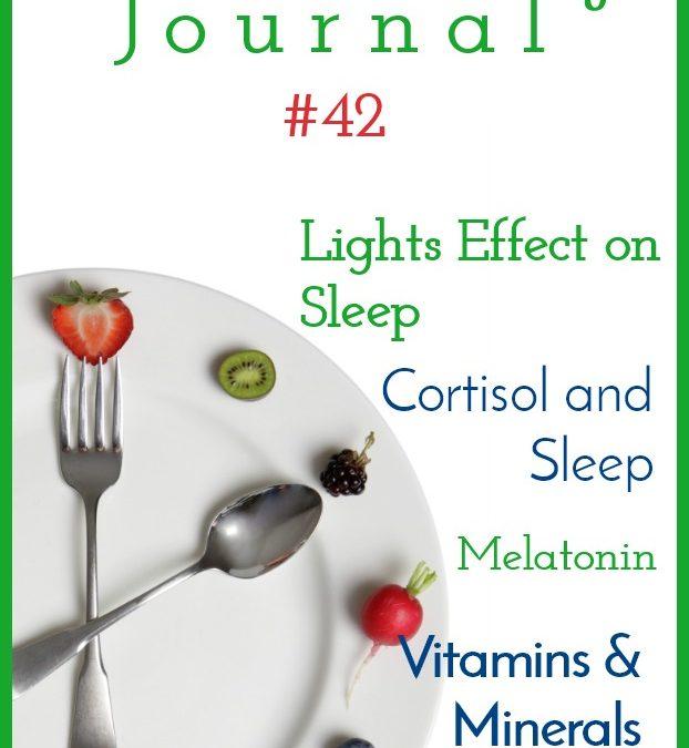 Intermittent Fasting Journal #42