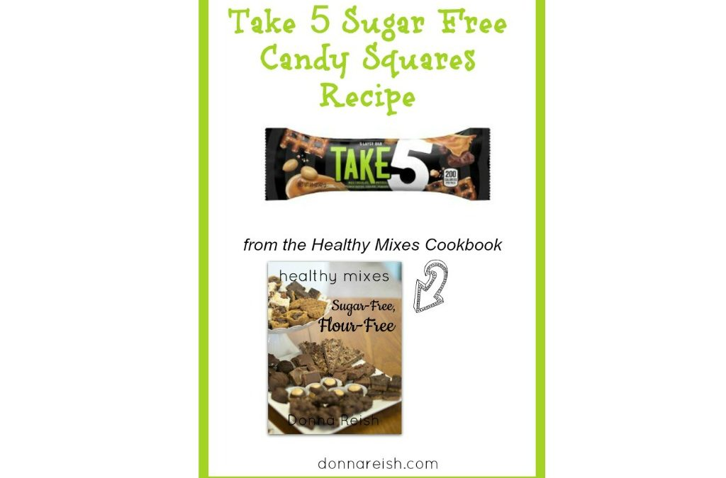Sugar Free Take 5 Candy Squares