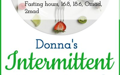 Intermittent Fasting Journal #56: How Much Do the Eating Window and Fasting Window Lengths Affect Weight Loss